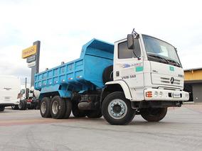 Caminhão Mb 2423 6x4 - 2007 - Caçamba 10m³ = Ford Volks