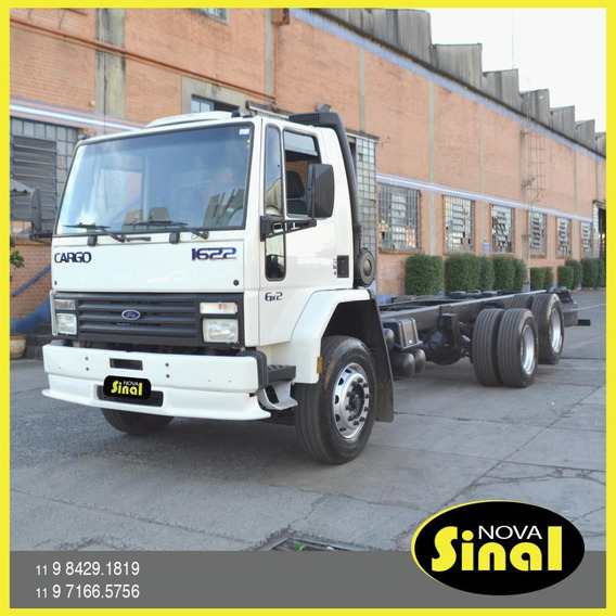 Ford Cargo 1622 Truck