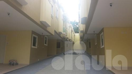 Excelente Sobrado Em Condomínio Fechado Com 80 Metros - 2 Va - 1033-10340