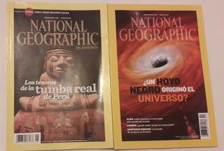 National Geographic En Español Lote X 6