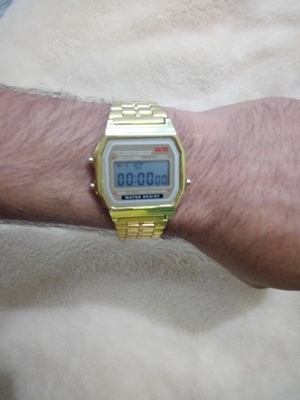 Kit 4 Relógios Unissex