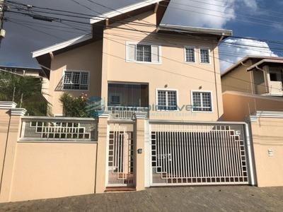 Casa Residencial Em Campinas - Sp, Parque Alto Taquaral - Ca01497