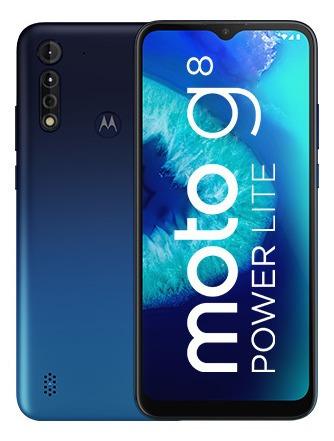 Motorola G8 Power Lite 4gb Ram 64gb Rom Azul
