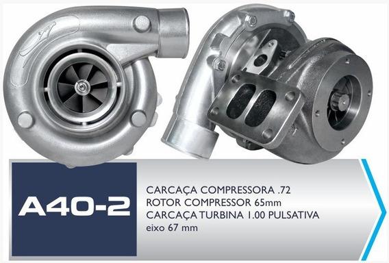 Turbina Auto Avionics A40-2 (.74/1.14) - Gm Opala, Ap Turbo