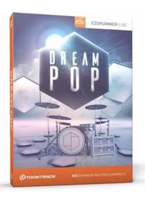 Ezx Dream Pop Pacote De Expansão Para Ezdrummer 2 (download)