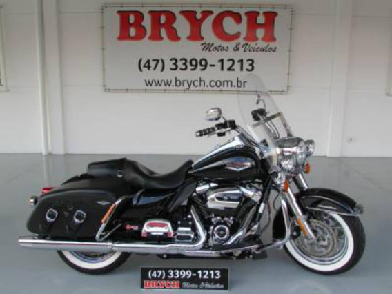 Harley Davidson Road King 1700 Classic Abs 16.737km 2017 R$