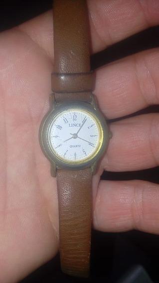 Relógio Antigo Feminino Lince