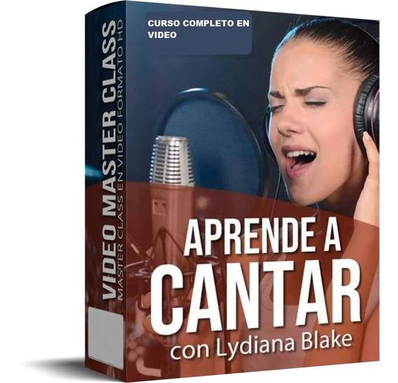 Curso En Video Aprende A Cantar