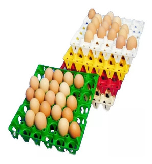 Fillers Para 30 Huevos Incubadoras Charolas. Gallinas!