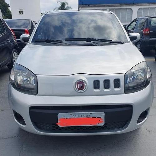 Fiat Uno Vivace 1.0- 2016 Completo ( Leilão Financiamento)