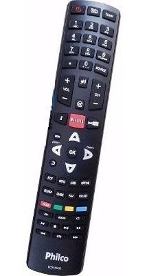 Controle Tv Philco Smart Rc3100l03 C/ Netflix Original Novo