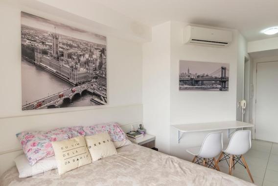 Apartamento Para Aluguel - Santana, 1 Quarto, 25 - 893114173