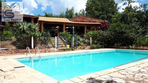 Imagem 1 de 15 de Chácara Para Venda Em Pinhalzinho, Zona Rural, 3 Dormitórios, 1 Suíte, 3 Banheiros, 5 Vagas - 723_2-840531