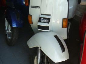 Vespa Px 200 Con Arranque Y Mezclador
