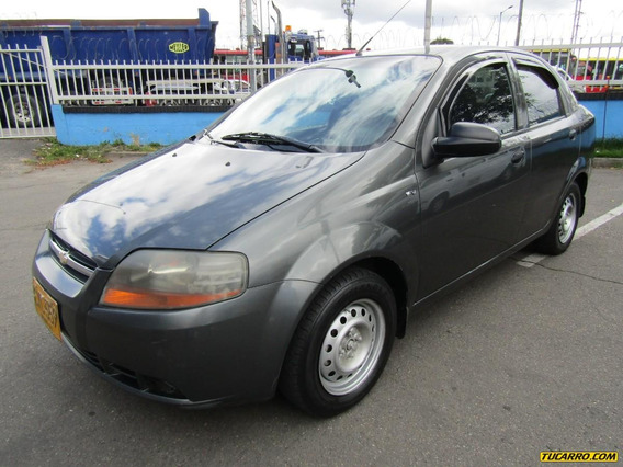 Chevrolet Aveo L Mt 1600cc Aa