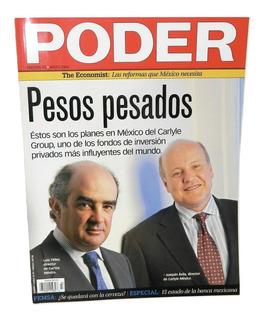 Revista Poder The Economist Descontinuada Mayo 2004