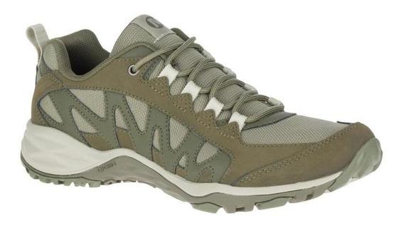 Zapatos Mujer Merrell Lulea Lichen Hiking Y Trekking