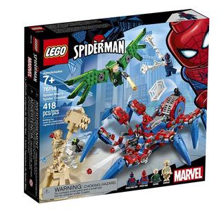 Lego Spiderman 76114 Spider Crawler - Woopy