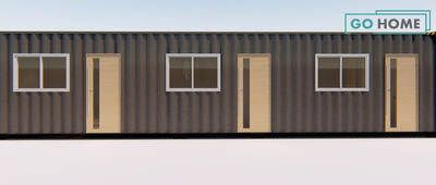 Casas,oficinas,dormis,obradores,locales. En Containers.-