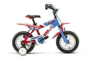 Bicicleta Rodado 12 Raleigh Mxr Niño