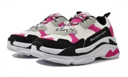 Tênis Balenciaga Feminino Triple-s Lançamento Confortável
