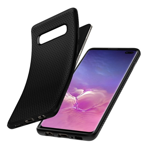 Funda Spigen Samsung S10 Plus Liquid Air