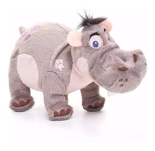 Peluche Beshte Hipopotamo La Guardia Del Leon 18cm Disney