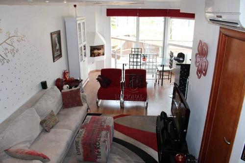Imagem 1 de 29 de Apartamento À Venda, 94 M² Por R$ 608.000,00 - Jardim - Santo André/sp - Ap8852