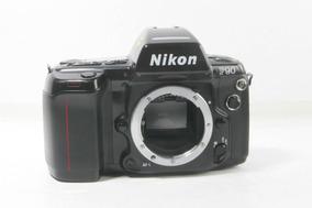 Câmera Slr 35mm Nikon Analógica F90x / N90s - Impecável