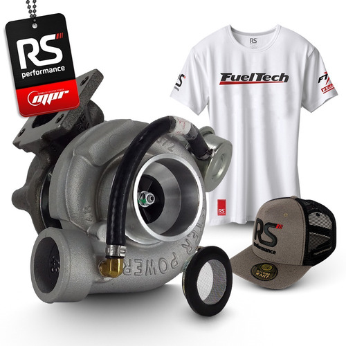 Kit Turbina Master Power R363-1 + Brinde Filtro Tela
