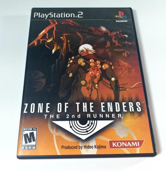 Jogo Zone Of The Enders The 2nd Runner