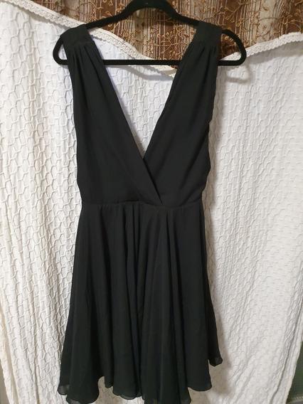 Vestido Naíma Negro, Talle L