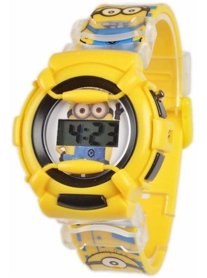 Relógio Infantil Casual Fashion Digital - Pronta Entrega