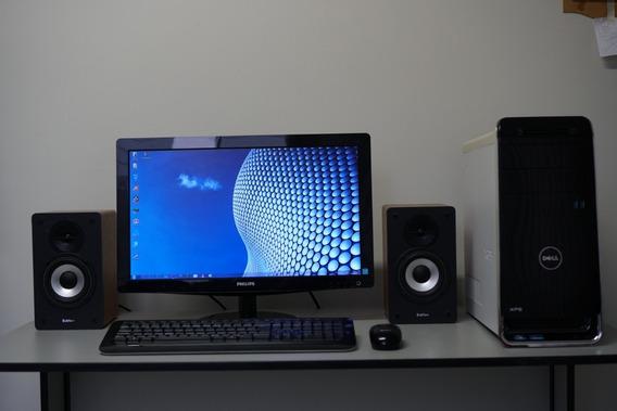 Computador Dell Com Edius 7 Original (para Edição De Video)