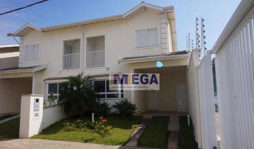 Imagem 1 de 9 de Casa Com 3 Dormitórios À Venda, 143 M² Por R$ 992.177,87 - Fazenda Santa Cândida - Campinas/sp - Ca2352