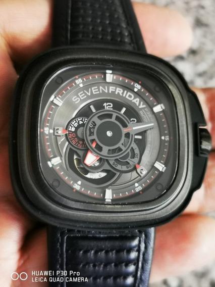 Reloj Sevenfriday Automático Correa De Repuesto
