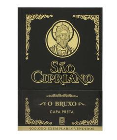 Livro Sao Cipriano .capa Preta