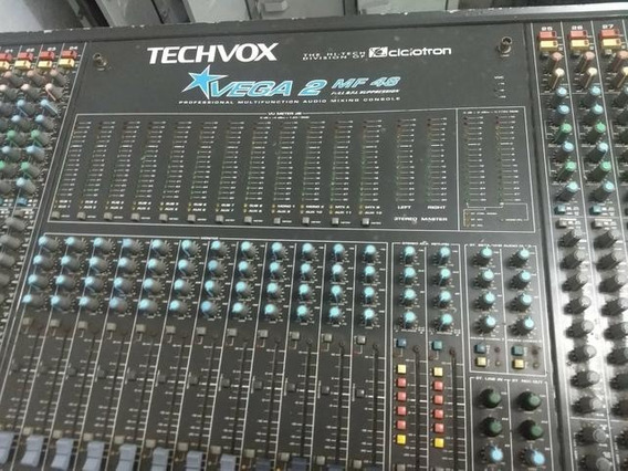 Mesa De Som,console, Vega 2, 48c