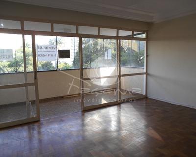 Apartamento Para Venda No Centro De Convivência Em Campinas - Imobiliária Em Campinas - Ap02970 - 33959934