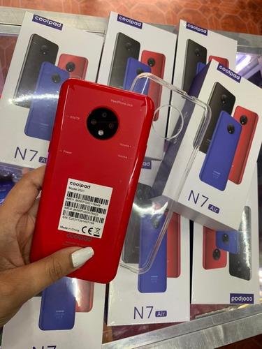 Imagen 1 de 1 de Coolpad N7 Air / Pantalla 6,5 Pulgadas / Bateria 4000mah