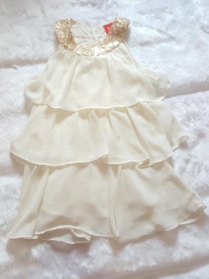 Vestido Niña Grisino