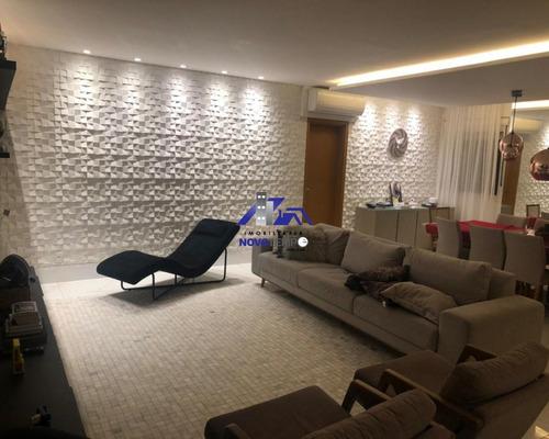 Excelente Apartamento Para Venda - Boulevard Tamboré - 169m² - 2808 - 67875367