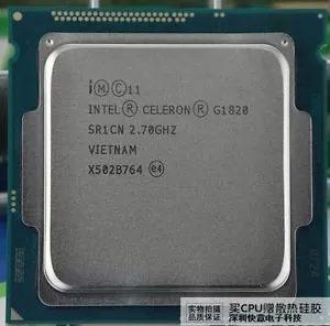 Processador Celeron G1820 Socket 1150 2,7ghz Envio No Dia Sp