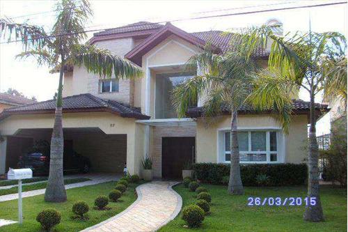 Imagem 1 de 6 de Sobrado Com 4 Dorms, Morada Das Flores (aldeia Da Serra), Santana De Parnaíba - R$ 2 Mi, Cod: 222100 - V222100