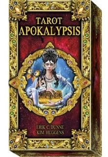 Tarot Apokalypsis Libro + Cartas Lo Scarabeo Grupal