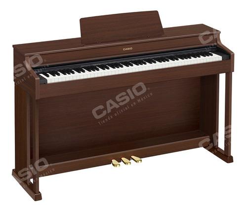 Piano Casio Digital Celviano Ap-470bn Café