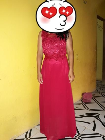 Vestido Vetmelho Tamnho M