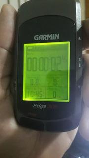 Gps Garmin Edge 305 Para Peça - Defeito Display