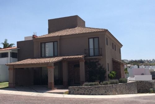 (crm-4341-221) Casa Amueblada En Renta En Cumbres Del Lago Juriquilla