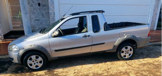Fiat Strada Working 2012 Completa